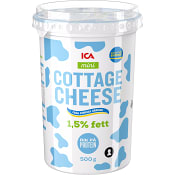 Cottage Cheese Mini Naturell 1,5% 500g ICA