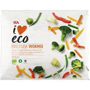 Wokmix Fryst Ekologisk 500g ICA eco