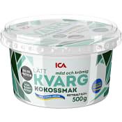 Lättkvarg Kokos 0,2% 500g ICA