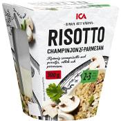 Risotto Champinjon & Parmesan 300g ICA
