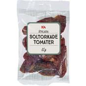 Soltorkade ätklara tomater 80g ICA