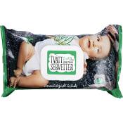 Tvättservetter Aloe Vera Oparfymerad 72st Duopack Miljömärkt ICA