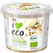 Rostad lök 100g KRAV ICA I love eco