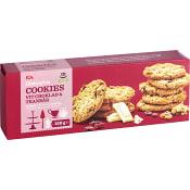 Kaka Cookie vitchoklad 150g ICA