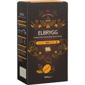 Bryggkaffe Mellanrost Elbrygg 500g ICA
