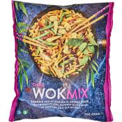 Wokmix Thai Fryst 500g ICA