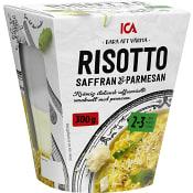 Färdigmat Risotto Saffran & parmesan 300g ICA