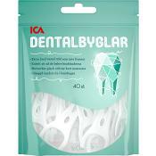 Tandtråd bred med bygel 40-p ICA