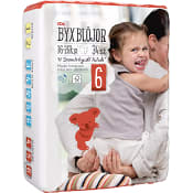 Byxblöjor 16-26kg Miljömärkt 34-p ICA