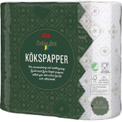 Kökspapper Extra fint 2-p Miljömärkt ICA