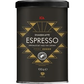 Snabbkaffe Espresso 100g ICA