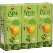 Fruktdryck Päron 3-p 60cl ICA