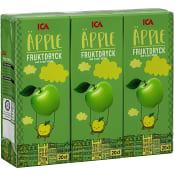 Fruktdryck Äppel 3-p 60ml ICA