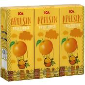 Fruktdryck Apelsin 3-p 60cl ICA