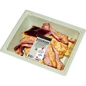 Raggmunk med bacon och lingonsylt 300g ICA