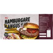 Angusburgare QP-size 4-p 452g ICA