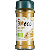 Curry Ekologisk 31g ICA I love eco