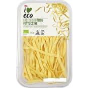 Pasta Fettuccine Ekologisk Färsk 250g ICA I love eco