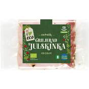 Julskinka Griljerad Glutenfri Ekologisk 120g ICA I love eco