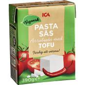 Pastasås Arrabiata med tofu Vegansk 390g ICA