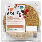 Pannkakor 360g KRAV ICA I love eco
