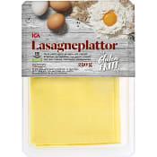 Lasagneplattor Glutenfria Färska 250g ICA