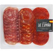 Tapas Salami de Espana 120g ICA