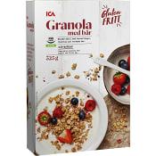 Granola Bär Glutenfri 325g ICA