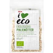 Pinjenötter 60g ICA I love eco