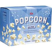 Micropopcorn Saltade 900g 10-p ICA