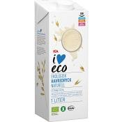 Havredryck naturell Ekologisk 1 ICA I love eco