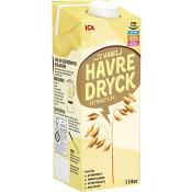 Havredryck vanilj 1L ICA