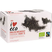 Te English Breakfast Ekologisk 20-p ICA i love eco