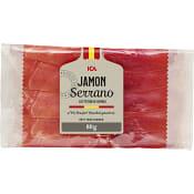 Jamon Serrano 80g ICA