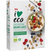 Flingor Branflakes 375g ICA I love eco
