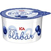 Rismål Blåbär 175g ICA