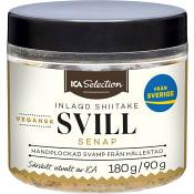 Svill Inlagd Shitake & Senap vegansk 90g ICA Selection