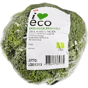 Broccoli Ekologisk 250g Klass 1 ICA I love eco