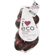 Rödlök Ekologisk 500g Klass 1 ICA I love eco