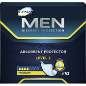 Inkontinensskydd Men Level 2 protection 10-p Tena for Men