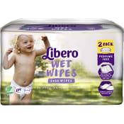 Våtservetter Oparfymerade 128-p Miljömärkt Libero