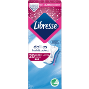 Trosskydd Daily Fresh Extra Long 20st Libresse