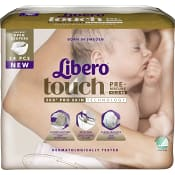 Blöjor Touch Prematur 0-2kg 24-p Miljömärkt Libero