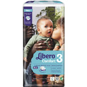 Blöjor Comfort Strl 3 5-9kg 60-p Miljömärkt Libero