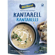 Kantarellsoppa 3 portioner 7,5dl Blå Band