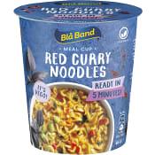 Röd Curry Nudlar Vego 64g Blå Band