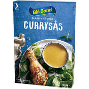 Currysås 2,25dl 3-p Blå Band