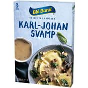 Sås Karl-Johan svamp Pulver 3-p 6dl Blå Band