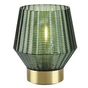 Lampa Lova Grön batteridriven
