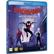 Spider-man: Into the spider-verse Blu-ray